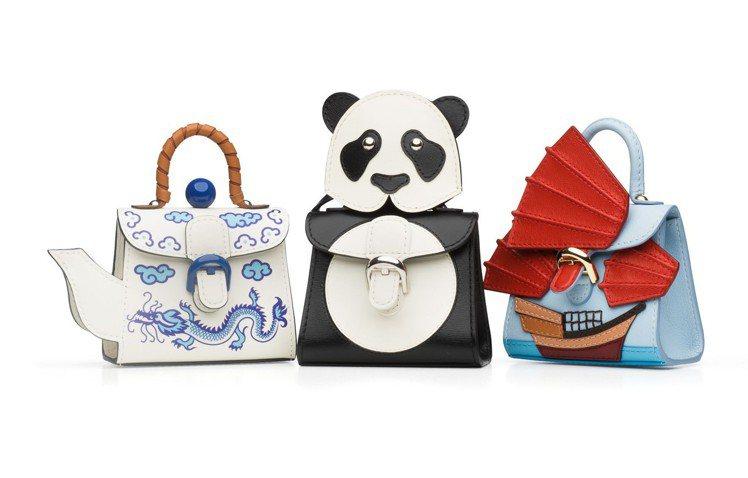 Les Miniatures香港版。圖/取自bag.idai.ly