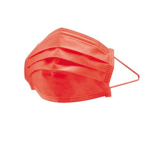 萊爾富將於8月19日上午7點限量開賣LAITEST萊潔醫療防護口罩「淡澄橘」款。...