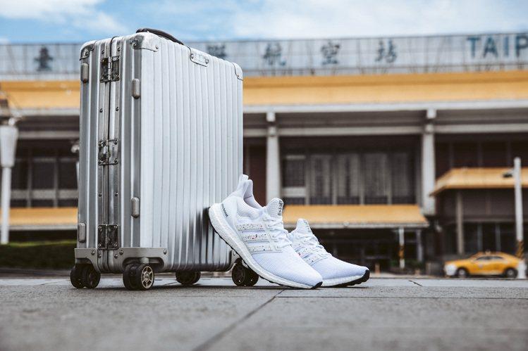 adidas Ultraboost City Pack Taipei城市系列跑鞋...