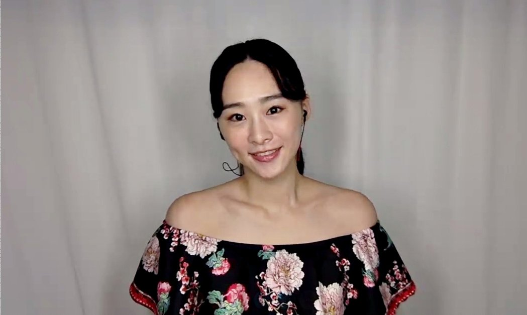 吳可熙飾演神秘女子貝兒。圖/HBO Asia提供