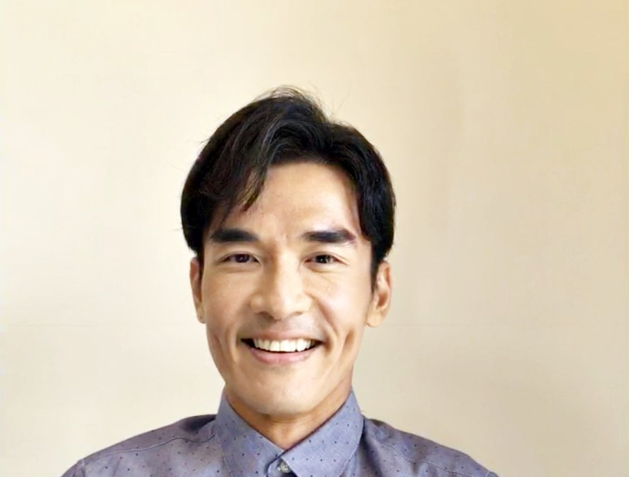 楊一展在劇中飾演刑警李驍。圖/HBO Asia提供