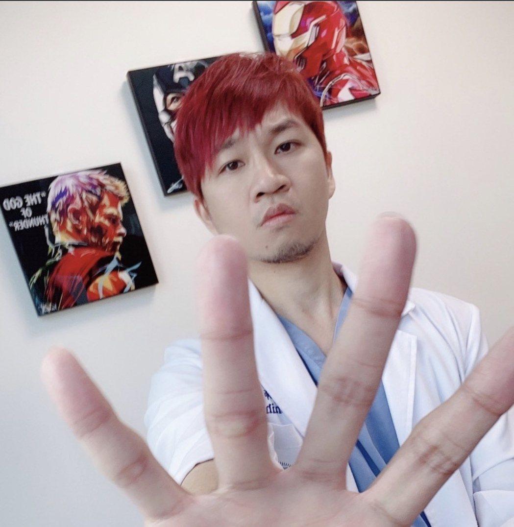 童綜合醫院急診醫學部主任魏智偉 圖/魏智偉提供
