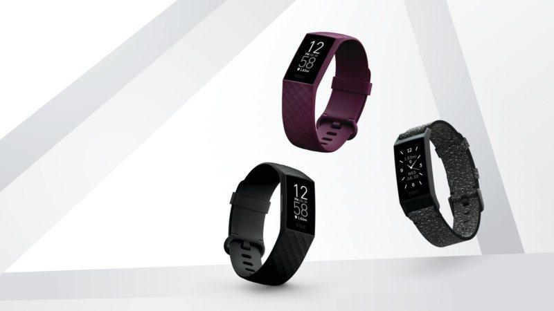 Fitbit Charge 4搭載GPS、運動區間分鐘數、睡眠監測等功能。 圖/...