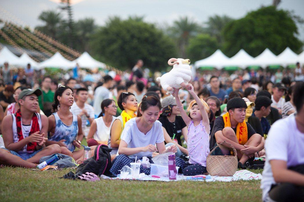 2020 PASIWALI將於8月15、16日在臺東森林公園舉行,歡迎民眾防疫新...