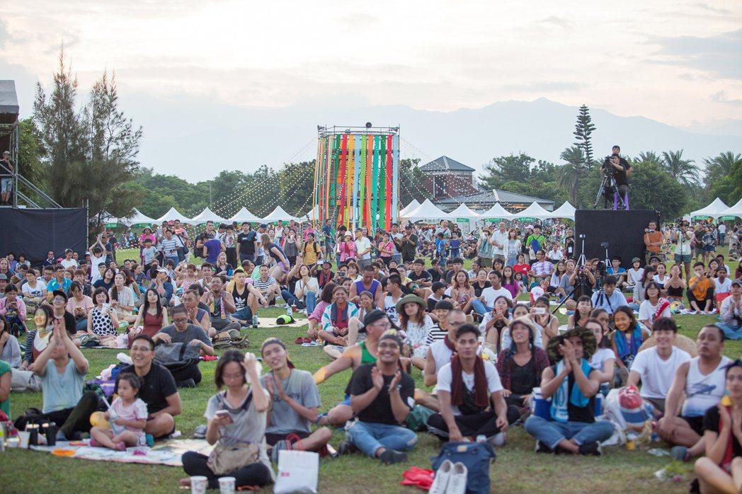 「國際化」與「多元性」為PASIWALI音樂節兩大精神。原住民族委員會/提供