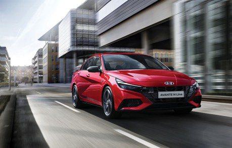 告別Sport、升格N系列! 全新Hyundai Elantra/Avante N Line正式發表!
