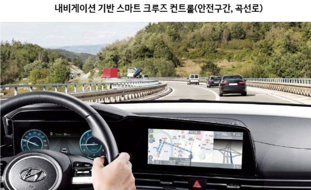 韓版Hyundai Elantra/Avante N Line高階車款配備中,包...