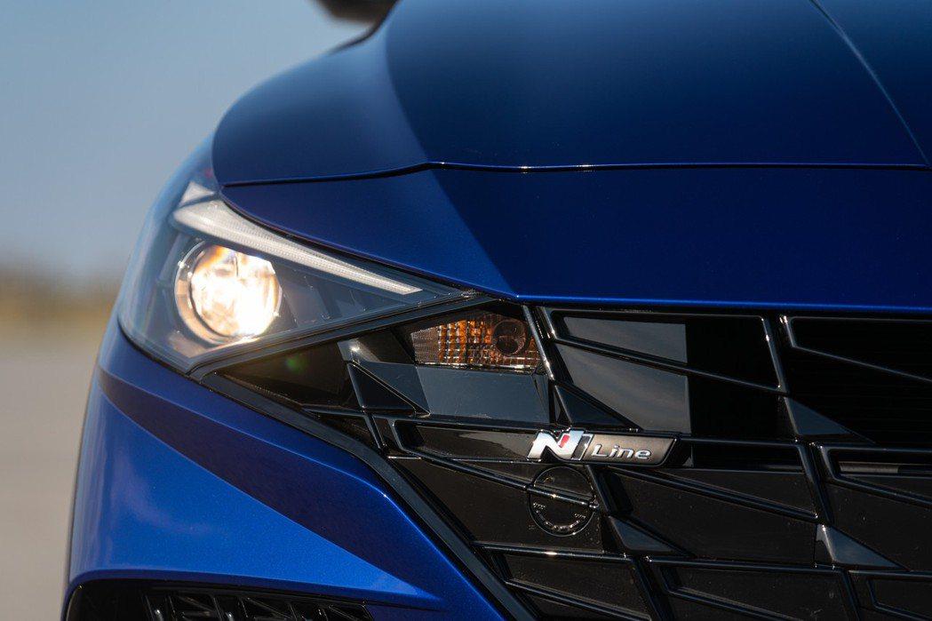 取代現有的Sport版本,全新Hyundai Elantra/Avante N ...