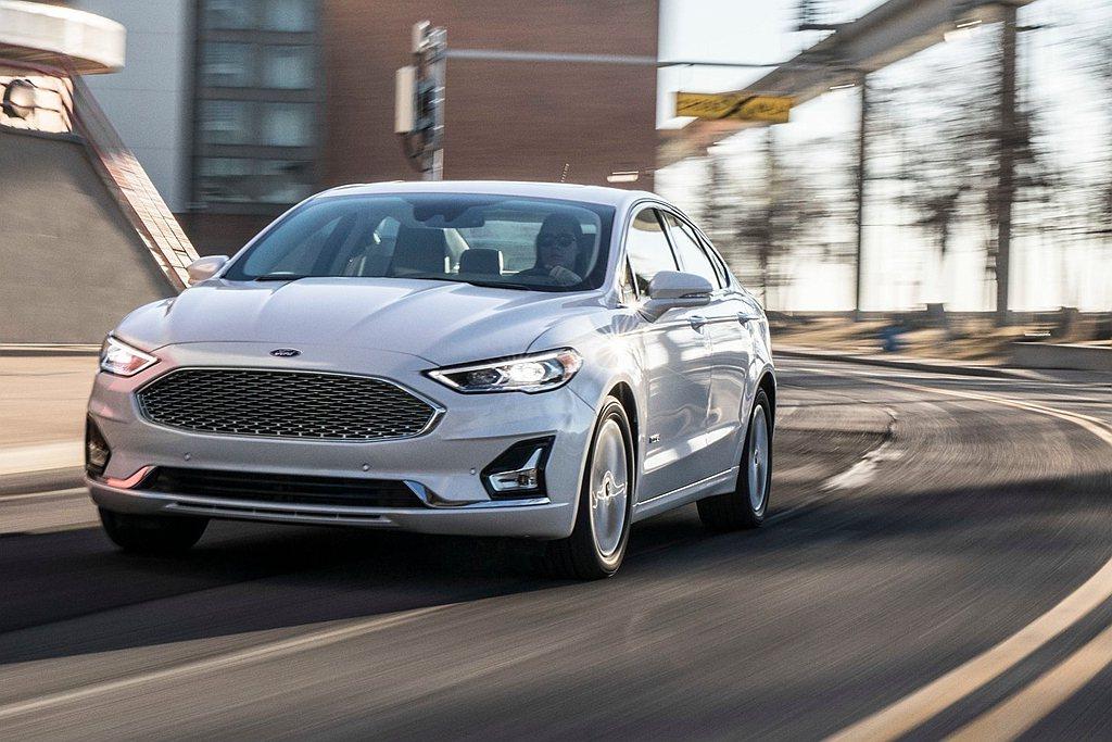 Ford正式停產美規Fusion。 摘自Ford