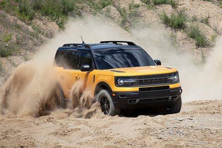 Ford Bronco Sport在美國竟然賣得比Kuga還要好!