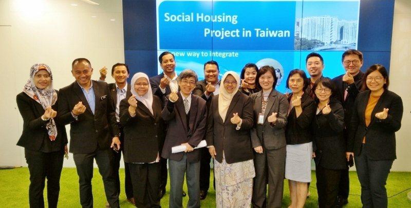 林口新創團的加速器團隊,到馬來西亞與當地創業輔導單位互動。新創總會/提供