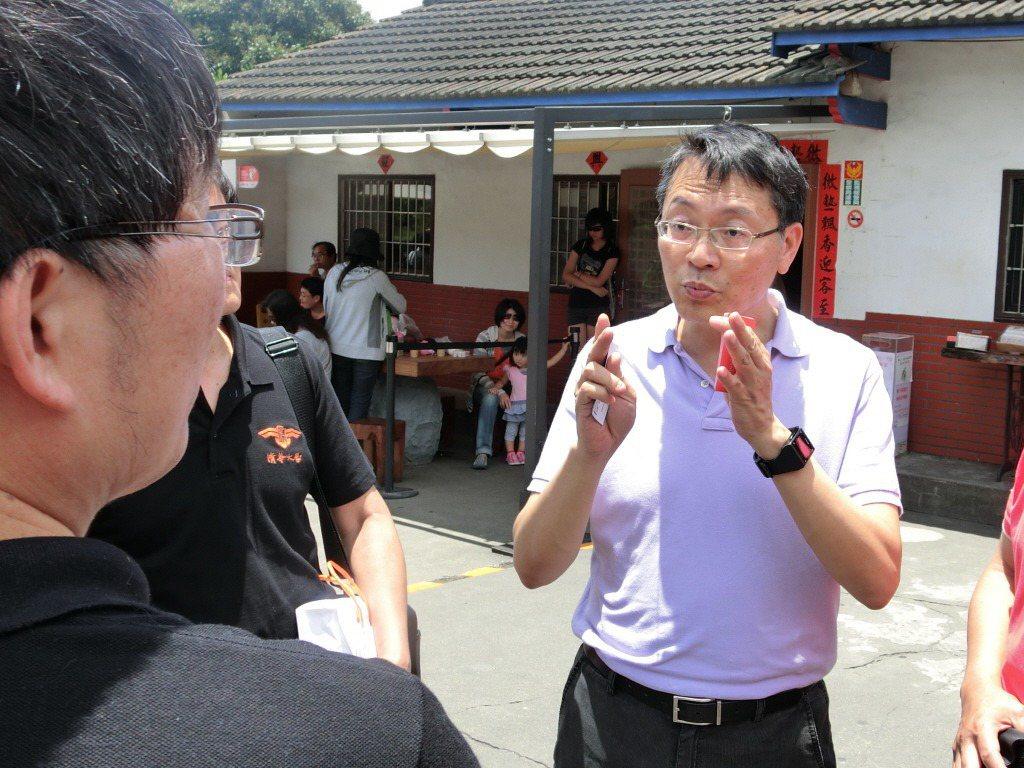 天來創新集團董座陳來助多年前,曾站在微熱山丘三合院內,向造訪的高階主管群說,企業...