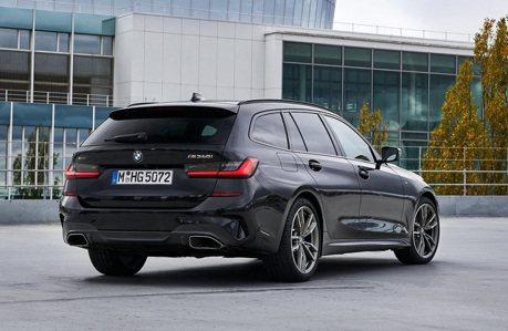 令人期待的BMW M3 Touring 美國市場竟看的到吃不到?