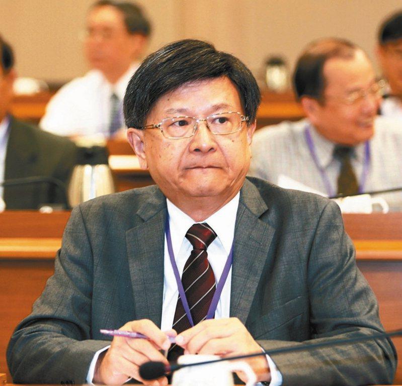 前公務員懲戒委員會委員長石木欽。 圖/聯合報系資料照片