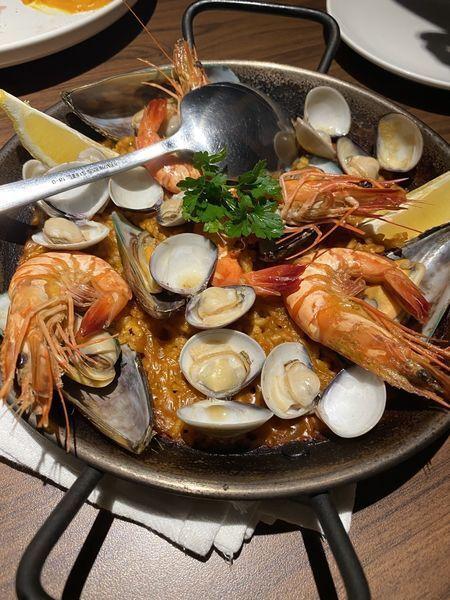 海鮮烤飯(S:NT.630 L:NT.1080)