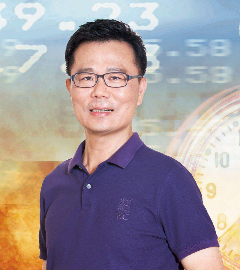 國泰人壽總經理劉上旗。