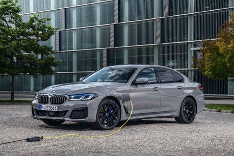 BMW Plugs-in Hybrid又新成員 545e xDrive Sedan加入電動陣容!