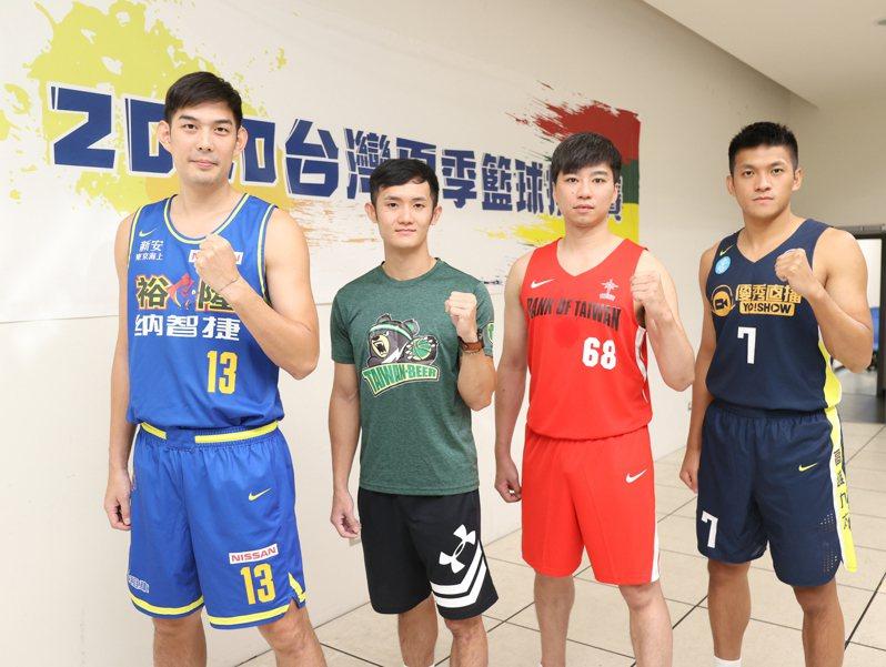 台灣夏季籃球挑戰賽將於八月卅一日至九月六日於台北體育館舉行。圖/中華籃球協會提供