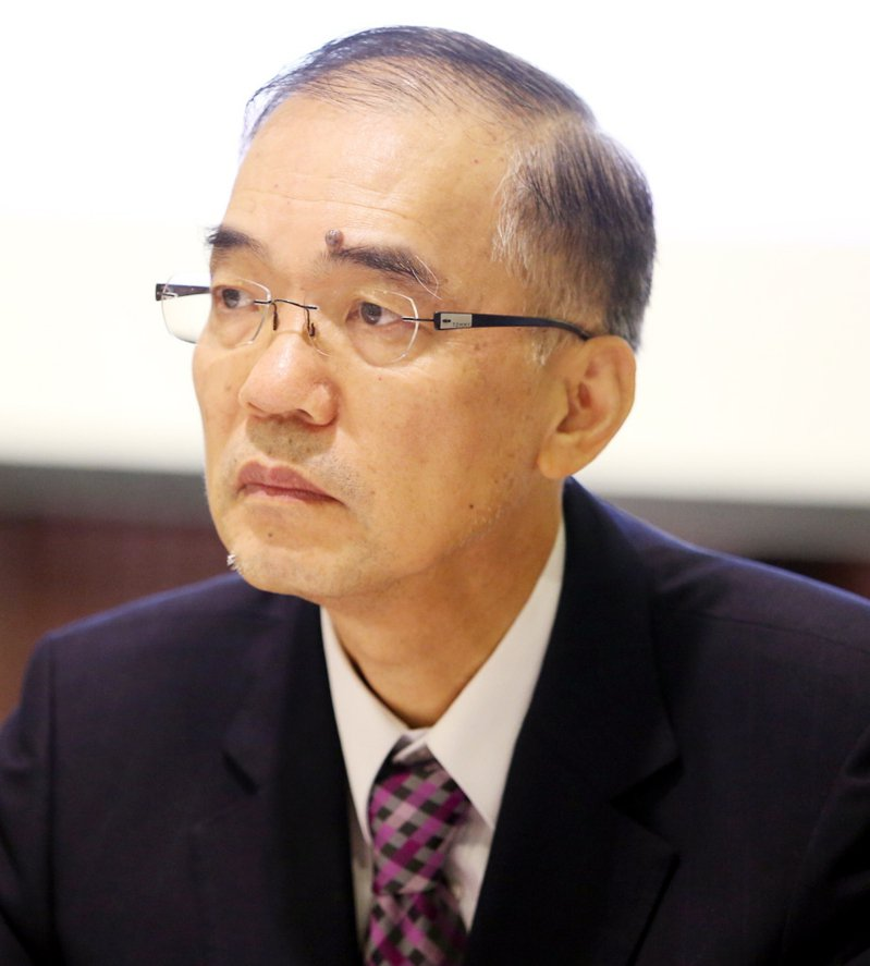 前海基會副董事長兼發言人馬紹章。聯合報系資料