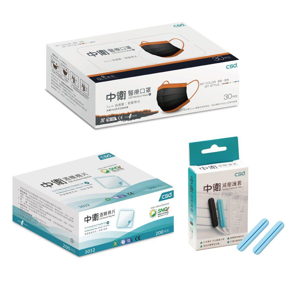 PChome 24h購物宣布將於8月15日晚上7點限量開賣中衛醫療口罩-玩色系列...