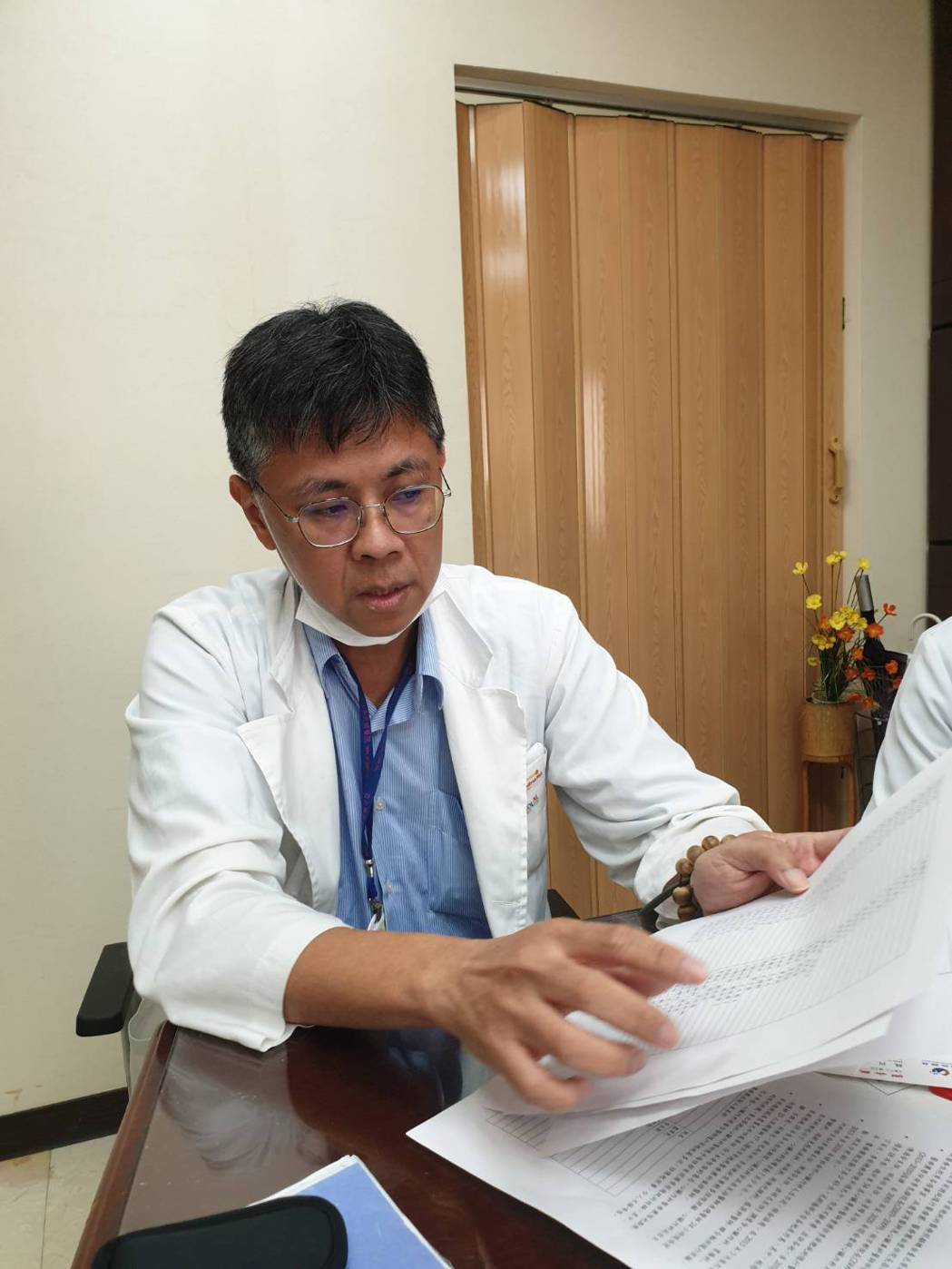 北榮心臟內科主任林彥璋回憶,早年李登輝體力比較好,常找醫師聊天,也時常勉勵年輕醫...