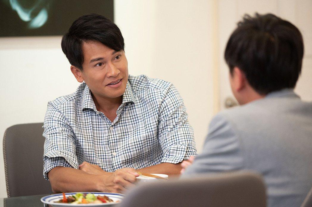 王建復演出「女力報到-正好愛上你」。圖/TVBS提供