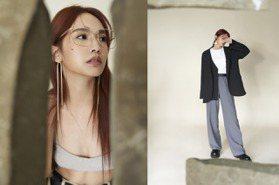 楊丞琳放送性感小露美胸代言PAZZO 詮釋#MORE REAL時尚態度