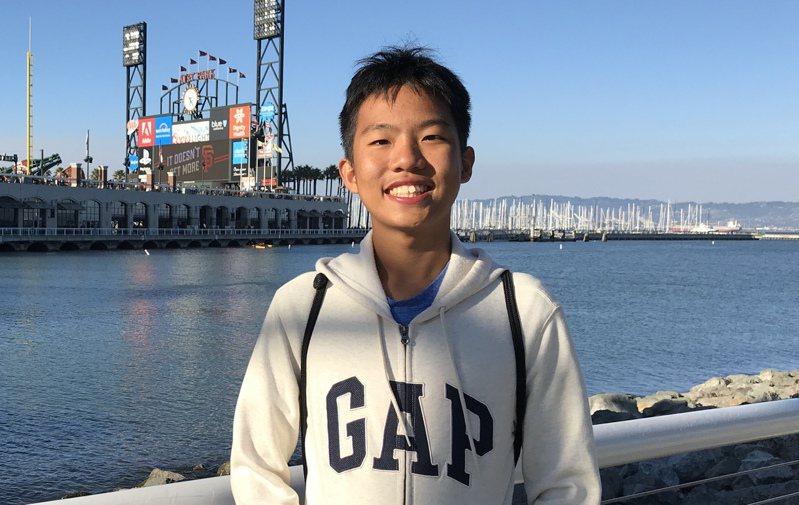 2020年國際德語奧林匹克競賽獲勝名單揭曉,雄中學生王梓安拿下B1級冠軍。圖/高雄中學提供