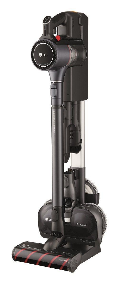 LG CordZeroThinQ A9 K系列WIFI濕拖無線吸塵器全新在台上市...