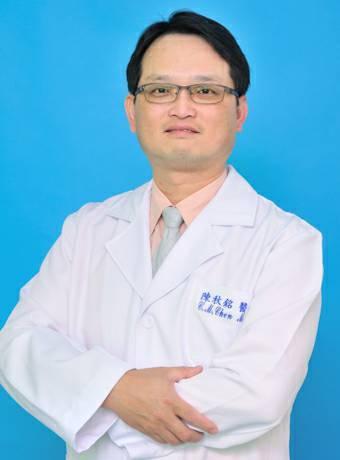 陳秋銘 三軍總醫院脊椎骨科主治醫師  圖/三總提供
