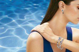 藍色通透、水滴寬心 夏季特選珠寶透心涼
