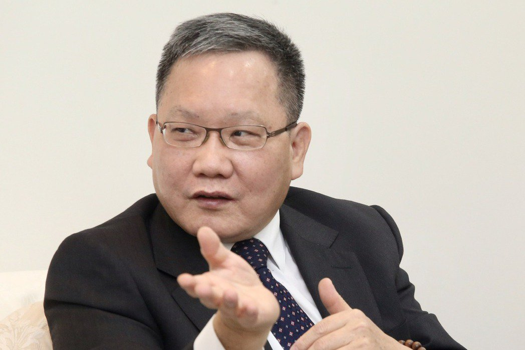 財政部長蘇建榮(本報系資料庫)