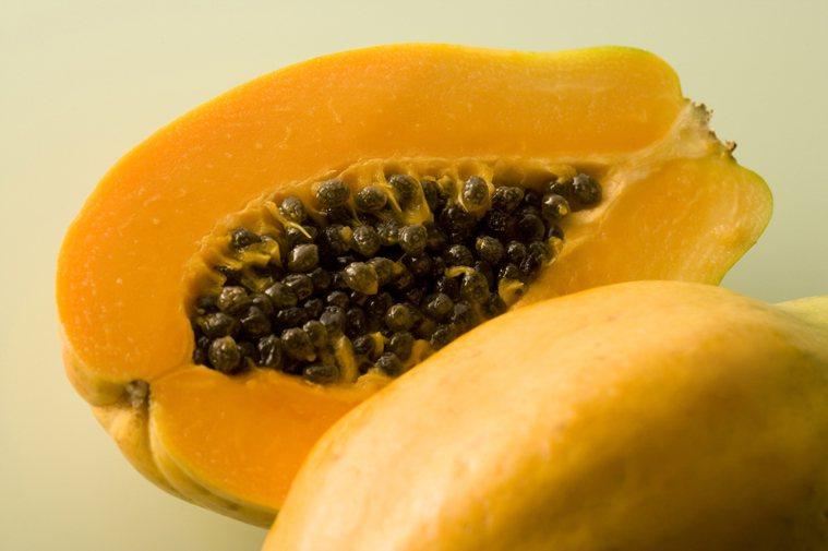 木瓜。圖/ingimage