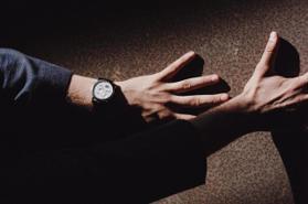 德意志的理性與浪漫 朗格聯手舞蹈家Christian Loclair 為時計編撰一只黃金舞作