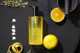 卸妝+療癒!植村秀全新柚子精萃潔顏油,金黃色好美
