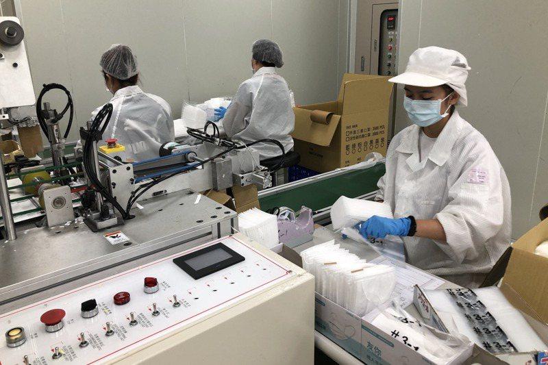 在聽障者團體請命下,台灣口罩大廠康匠願意投入透明口罩研發。圖/台灣康匠提供