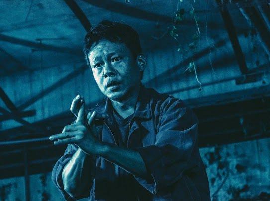 李康生為「粽邪2」二度扮演鍾馗。圖/POP Radio