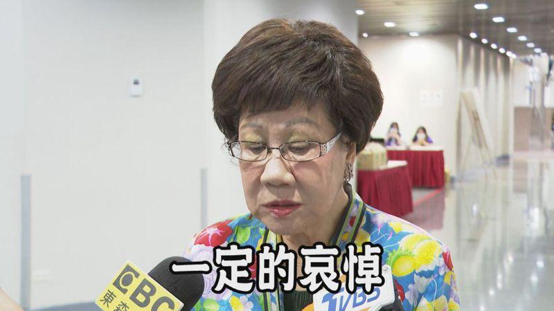 蔡英文總統14日一整天行程都在台南、高雄,副總統賴清德則未有公開行程。對此前副總統呂秀蓮就批評,總統、副總統未出面迎接李前總統移靈車隊,她覺得非常難過,總統府未做到該有禮節。記者陳煜彬攝影