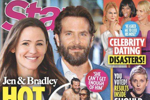 相識快20年的珍妮佛嘉納與布萊德利庫柏,上周在馬里布海灘共度悠閒時光被拍到,馬上引爆「熱戀中」的緋聞話題,還登上「Star」周刊的封面,標題還打出布萊德利已告訴友人布萊德彼特、李奧納多狄卡皮歐,表示...