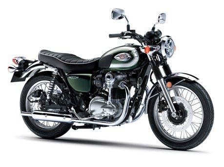 影/[購車指南] Kawasaki W800 ORIGINAL ICON