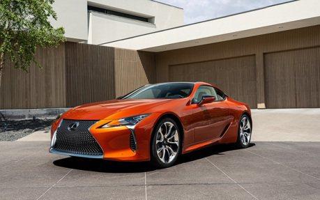疫情影響Toyota全新V8雙渦輪引擎開發終止 性能版LC F胎死腹中!