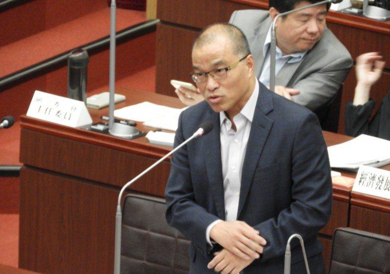 前高雄市副市長葉匡時對於陳其邁當選高雄市長的感想是,能跟中央多要一點錢落實政策。(本報資料照片)