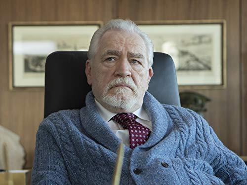 布萊恩考克斯在「繼承之戰」的演技大獲好評。圖/摘自IMDb