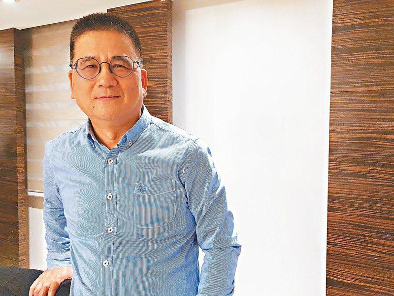 冠星-KY董事長林錦茂 記者曾仁凱/攝影