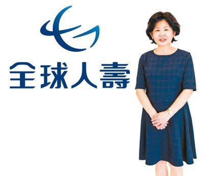 全球人壽展欣營業處主任黃秀玲 全球人壽╱提供