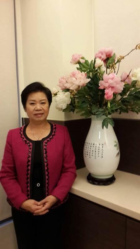 吳蘇秀霞是北市連任最久女里長,從25歲當選,已經11連霸。圖/取自台北里鄰服務網