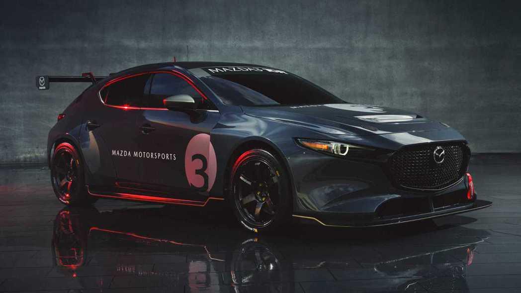 Mazda 3 TCR也能算是第一批原廠出產的