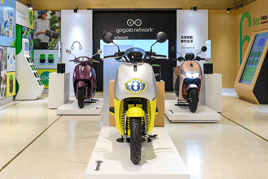 最新加入PBGN聯盟的生力軍台鈴eReady,上週推出首款電動機車eReadyF...
