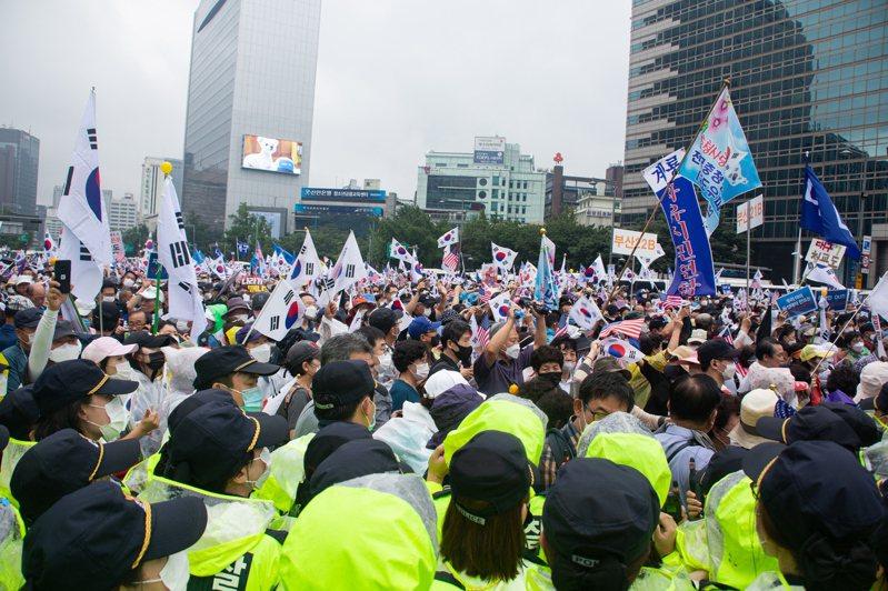 南韓增279染疫,3月初來單日新高 歐新社
