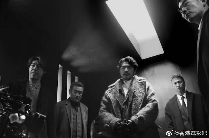「風林火山」3年前開拍,不少影帝合演。圖/摘自微博